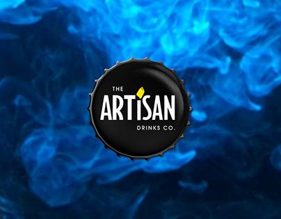Artisan Drinks (YCN Student Awards 2021)