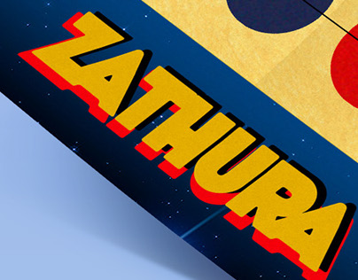 ZATHURA - Alternative Movie Poster