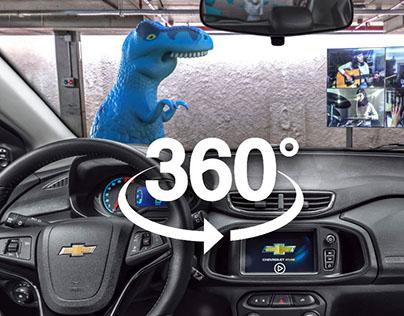 Chevrolet Onix | Interior view 360
