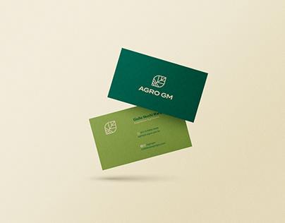 Agro GM - Identidade Visual