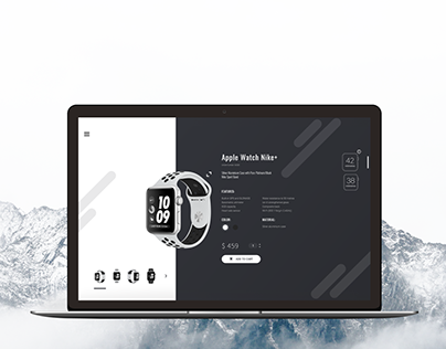 Free iWatch Product Card