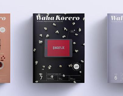 Ara Student Magazine - Waha Korero