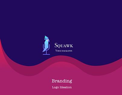 Squawk voice Hackaton - Logo