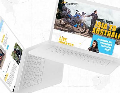 Bajaj Austral Asia WebPage