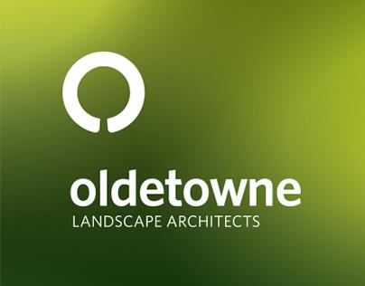 Oldetowne Landcape Architecture Identity