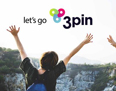 3Pin: app para compartilhamento de viagens