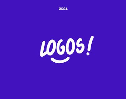 Logos, logos, logos!