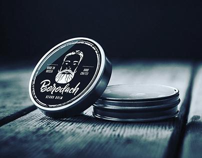 Beard balm Logotype&Package