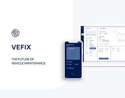 VEFIX — THE FUTURE OF VEHICLE MAINTENANCE