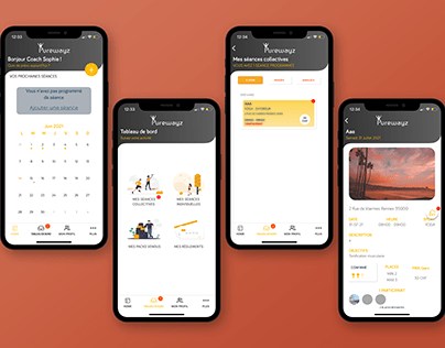 PureWayz Coach iOS App