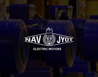 Navjyotmotors : Website Development