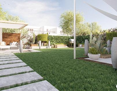 Garden Villa Design, Cairo