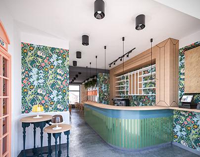 Cafeteria Design