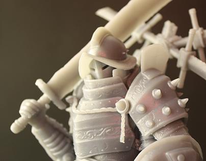 GLADIATOR - 3D PRINT