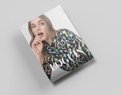 LOGUIN C7/2020 Diseño de Catálogo