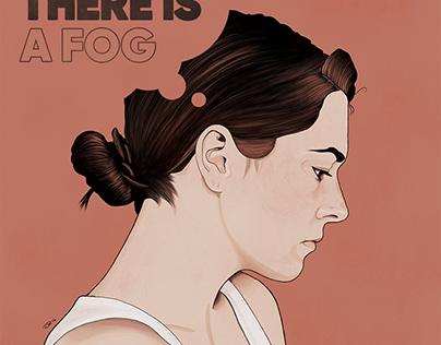 Playlist illustration set