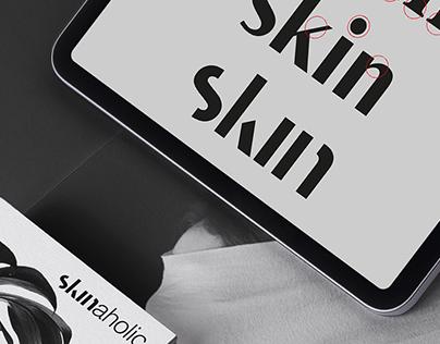Skinaholic Brand Identity