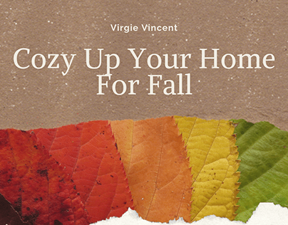 Cozy Up Your Home For Fall