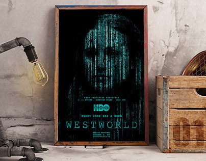 WESTWORLD POSTERS
