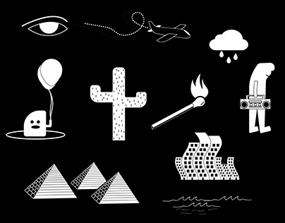 Strange Day Doodle