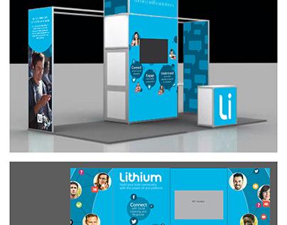Lithium Booth Design