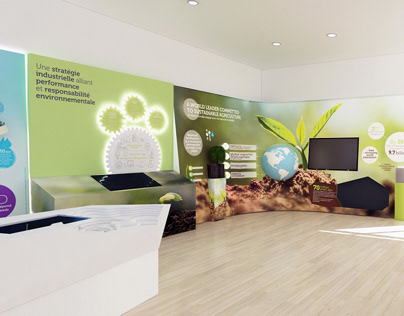 OCP Jorf lasfar showroom