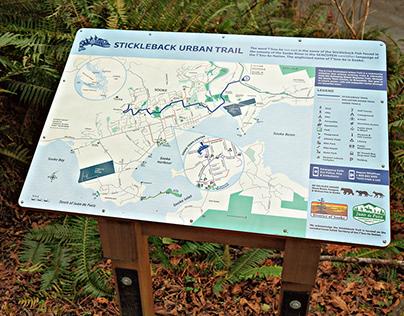 Stickleback Urban Trail