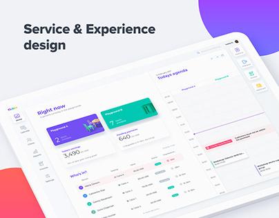 Klubko Store Administration web app