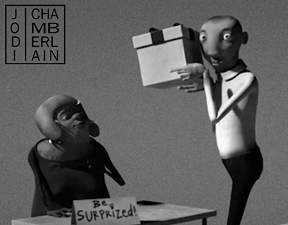 Animation: Be Surprized