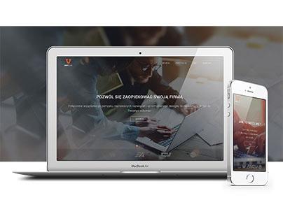 GM7 Grafik - portfolio website