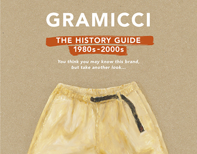 GRAMICCI -- THE HISTORY GUIDE