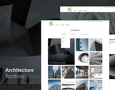 Two Peaks - Architecture Company Portfolio