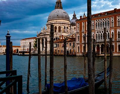 Venice+Burano by me