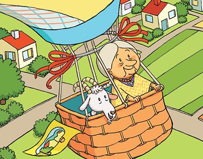 Children's book illustrations, part 7