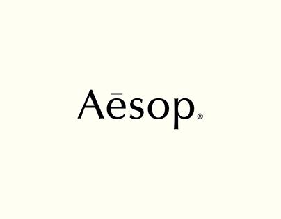 Aesop x Buddhism