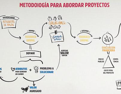 METODOLOGIA PARA ABORDAR PROYECTOS