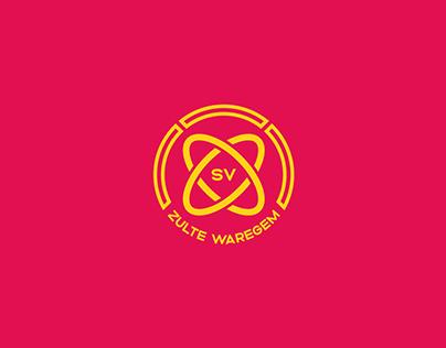 SV Zulte Waregem   Logo rebranding idea