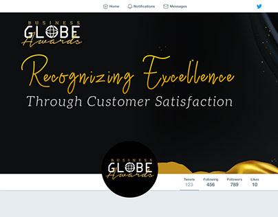 Business Globe Awards Branding