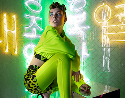 New Model Show on World Fashion Cnannel | 3 ser.
