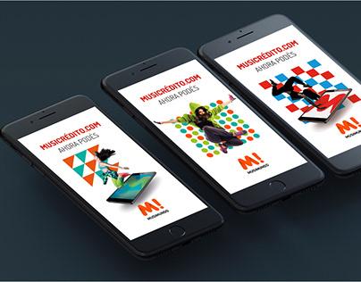 Musicredito App