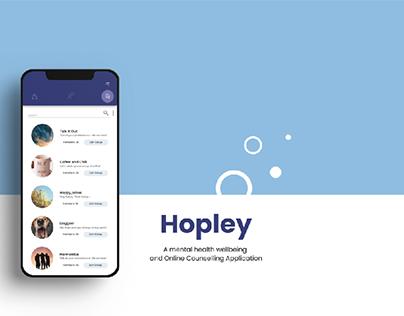 Hopley- Mental Health app