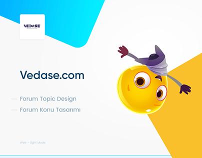 Vedase Topic Design