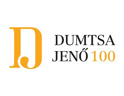 Dumtsa Jenő 100 Identity