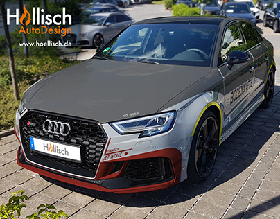 Audi S3 Design