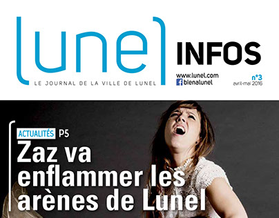 Lunel Infos - Avril-Mai 2016