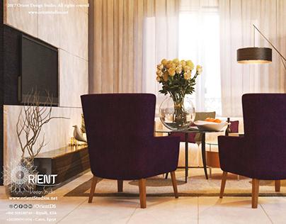 Modernia - B - Living room