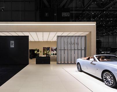 Rolls Royce Geneva 2018