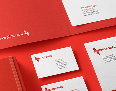 PHOTOREC   Corporate Identity