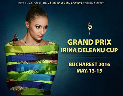 Bucharest Rhythmic Gymnastics Grand Prix 2016