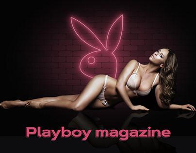 Playboy magazine | website redesign
